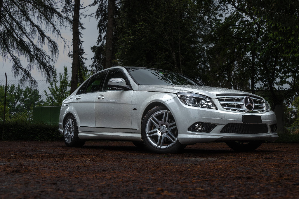 Mercedes C180 – AMG Line